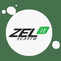 Zel-Services логотипі