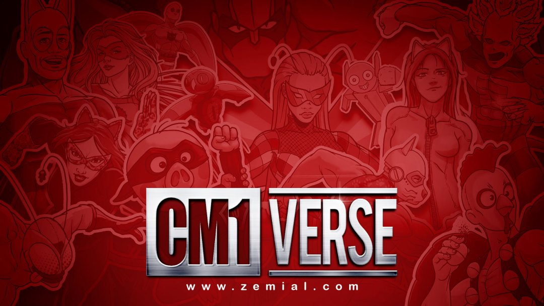 Illustration de présentation CM1verse