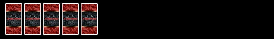 Panel des cartes BONUS du jeu THE SHONEN AVENGERS