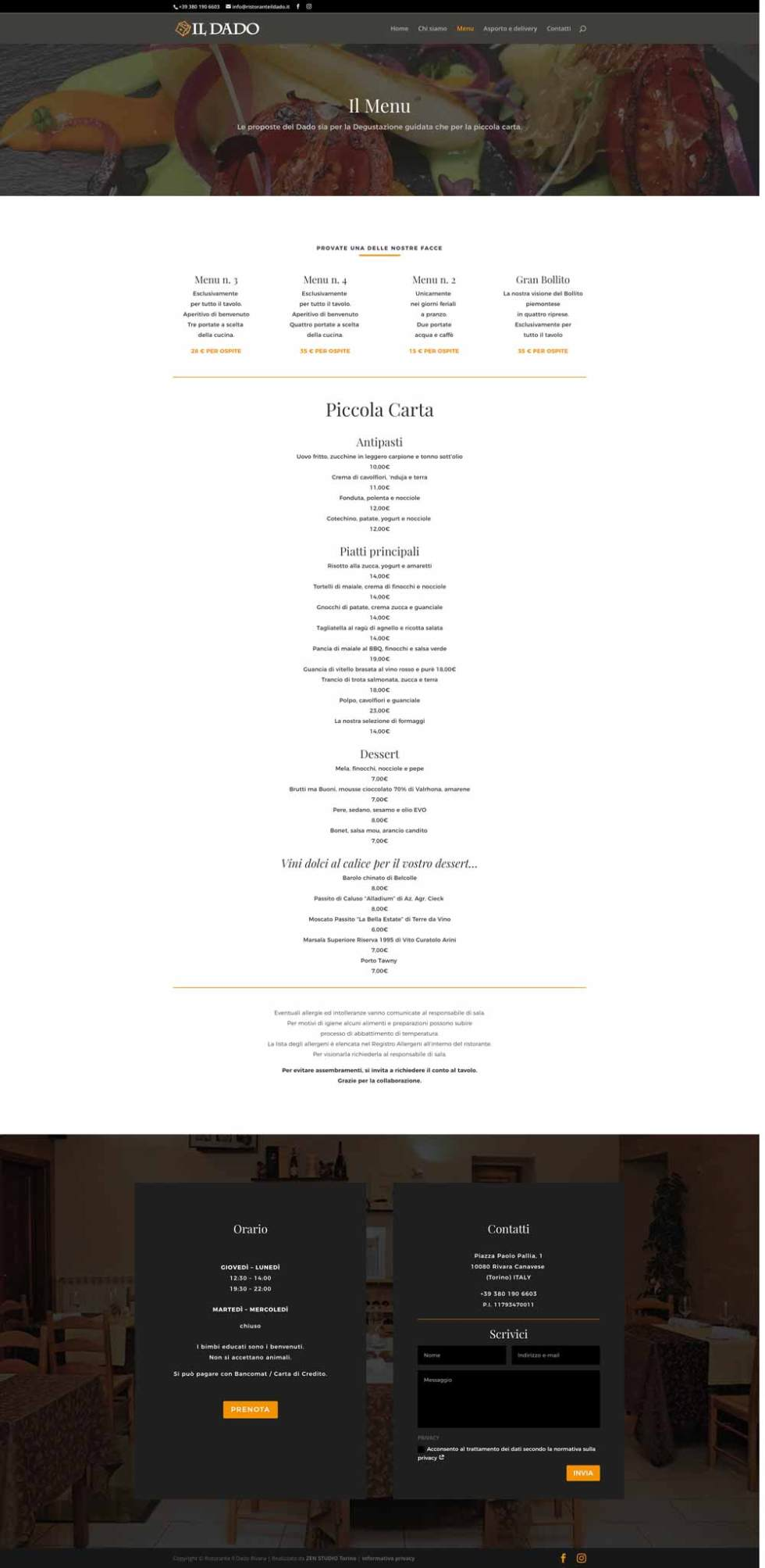 ristoranteildado.it-menu