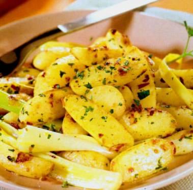 patate e acciughe