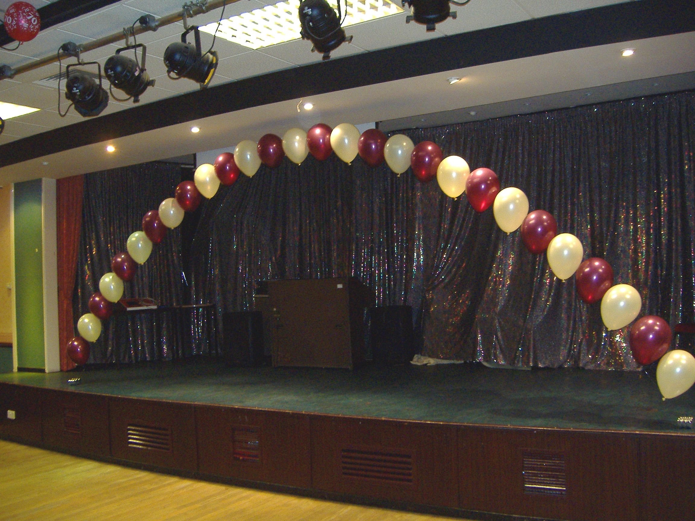 My Finishing Touch Balloon Artist And Event Decorations