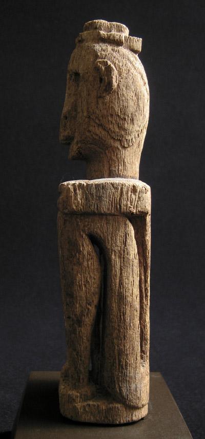 Indonesian Tribal Art Ancestor Figure Leti Islands