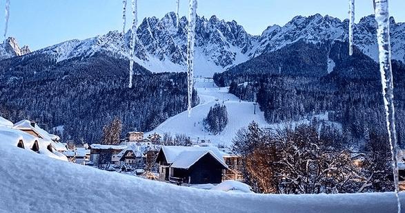Cartoline dalle Dolomiti