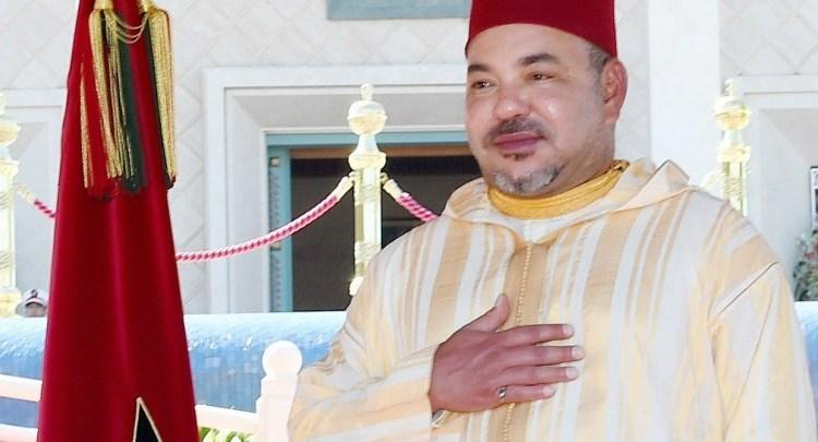 ملك-المغرب-محمد-السادس-سليل-الأسرة-العلوية-المجيدة