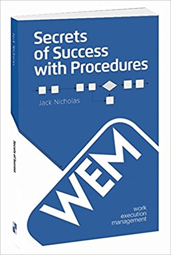 Secrets of success with procedures