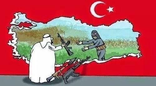 L'antidemocrazia turca di Erdogan