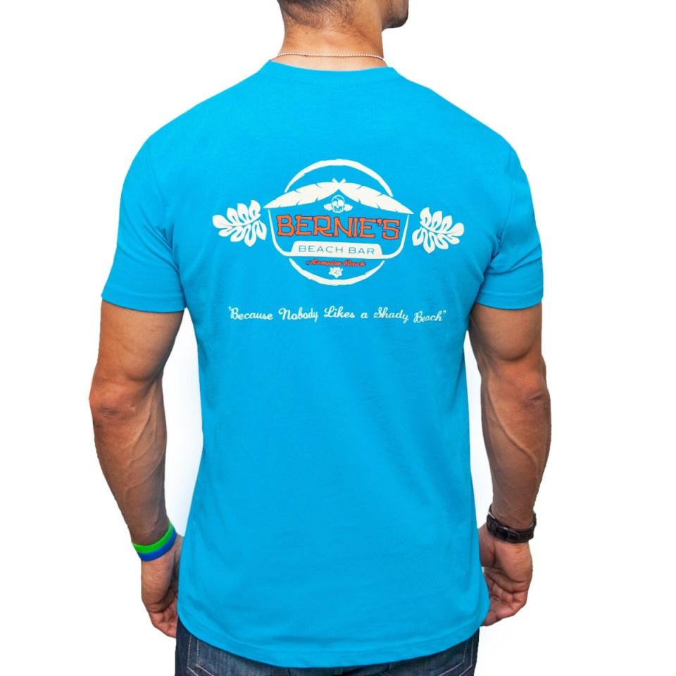 bernies_bernies-logo-t-shirt_back