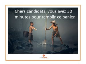 Tests de recrutement