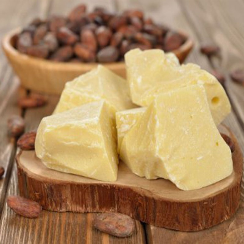 Unrefined Pure Cocoa Butter (bulk per 10g)