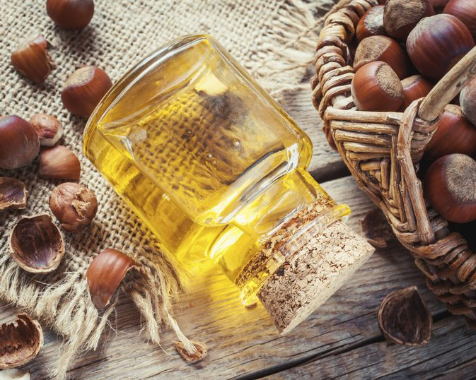 Pure Hazelnut Oil (bulk by 10ml)