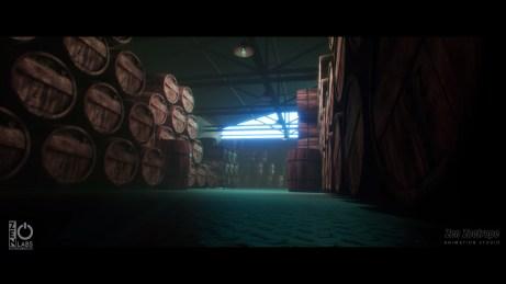 Maya - The Set in 3D