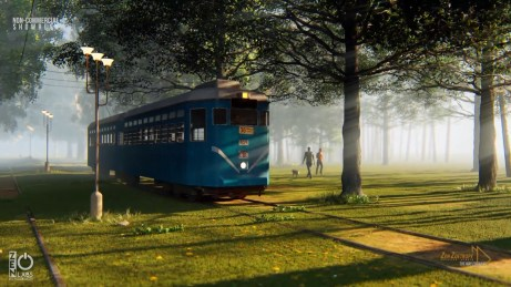 The Calcutta Tramway Company was formed and registered in London on 22 December 1880
