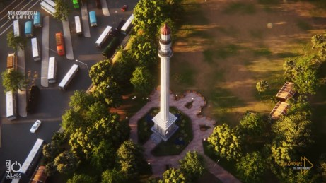 The Shaheed Minar, formerly known as the Ochterlony Monument, is a monument in Kolkata that was erected in 1828 in memory of Major-general Sir David Ochterlony, commander of the British East India
