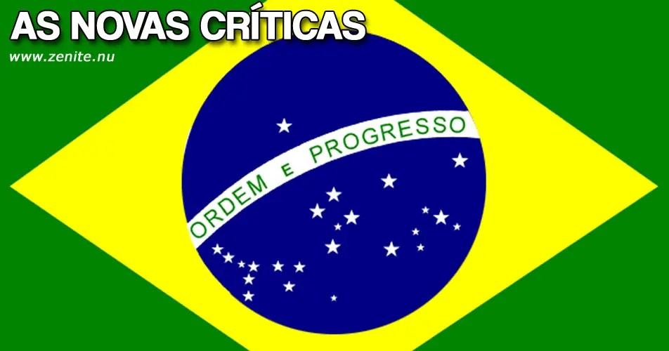 Bandeira do Brasil: as novas críticas