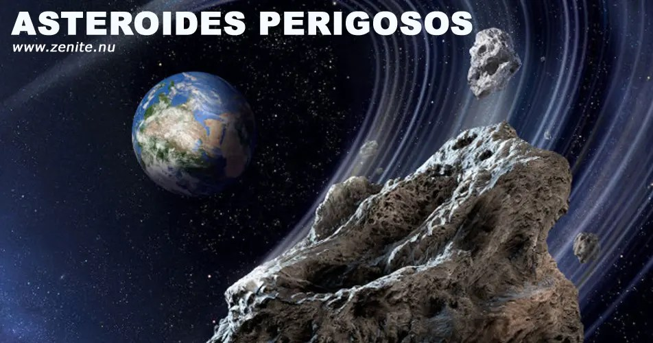 Asteroides perigosos
