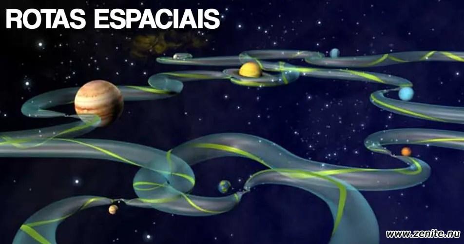 Rotas espaciais