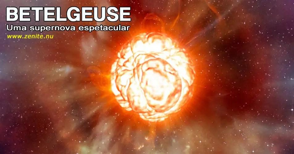 Estrela Betelgeuse