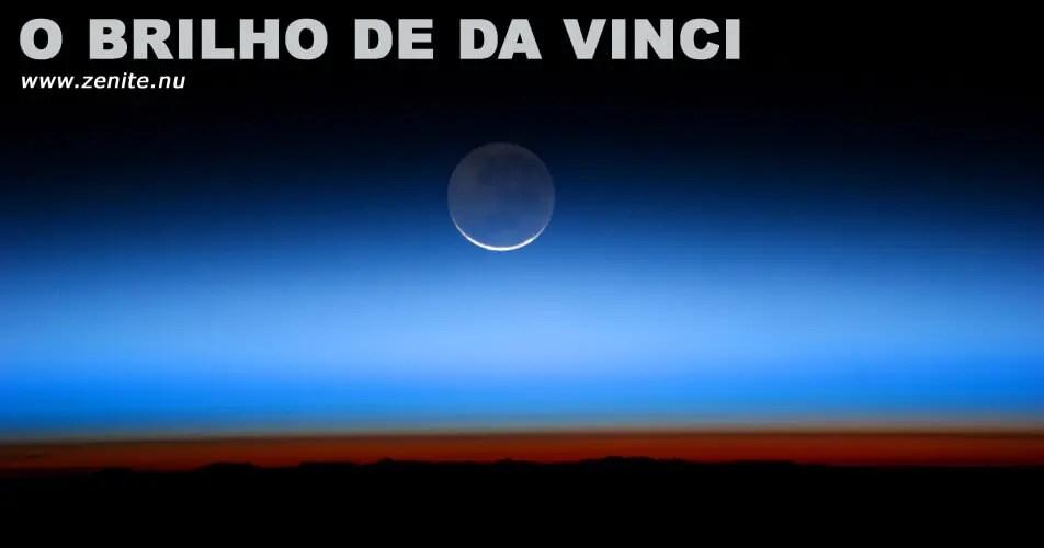 O brilho de Da Vinci
