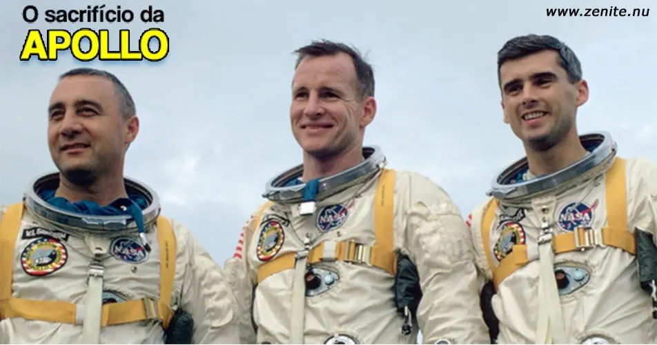 O sacrifício da Apollo 1