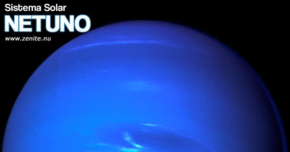 Sistema Solar - Netuno