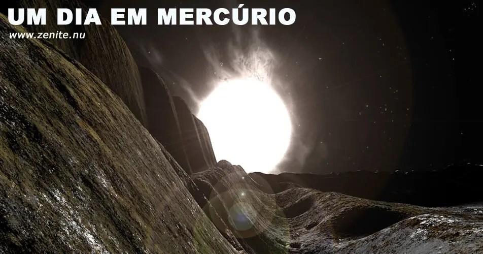 Um dia em Mercúrio