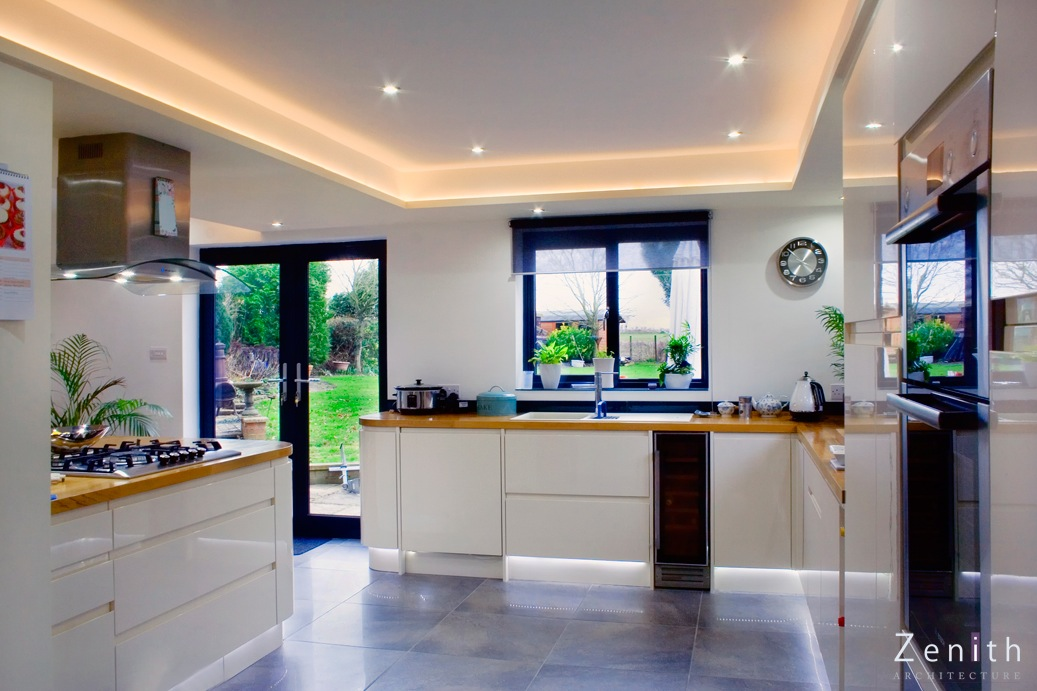 Kitchen Extension Interior Design