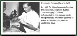 Frederic E Mohs