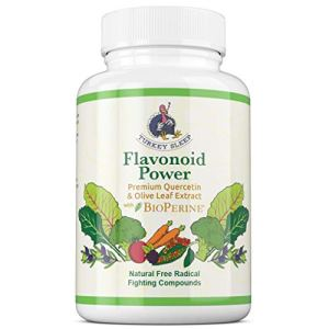Flavonoid Power Natural Allergy Relief Anti-Oxidant