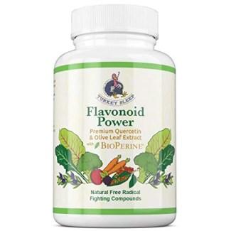 flavonoid power turkey sleep
