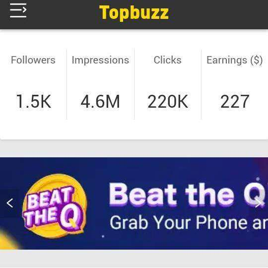 How to earn free money online with topbuzz.com to Nigeria Bank account and PayPal