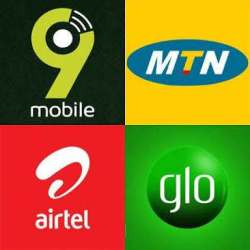 Mtn glo Airtel and Etisalat Nigeria mobile data