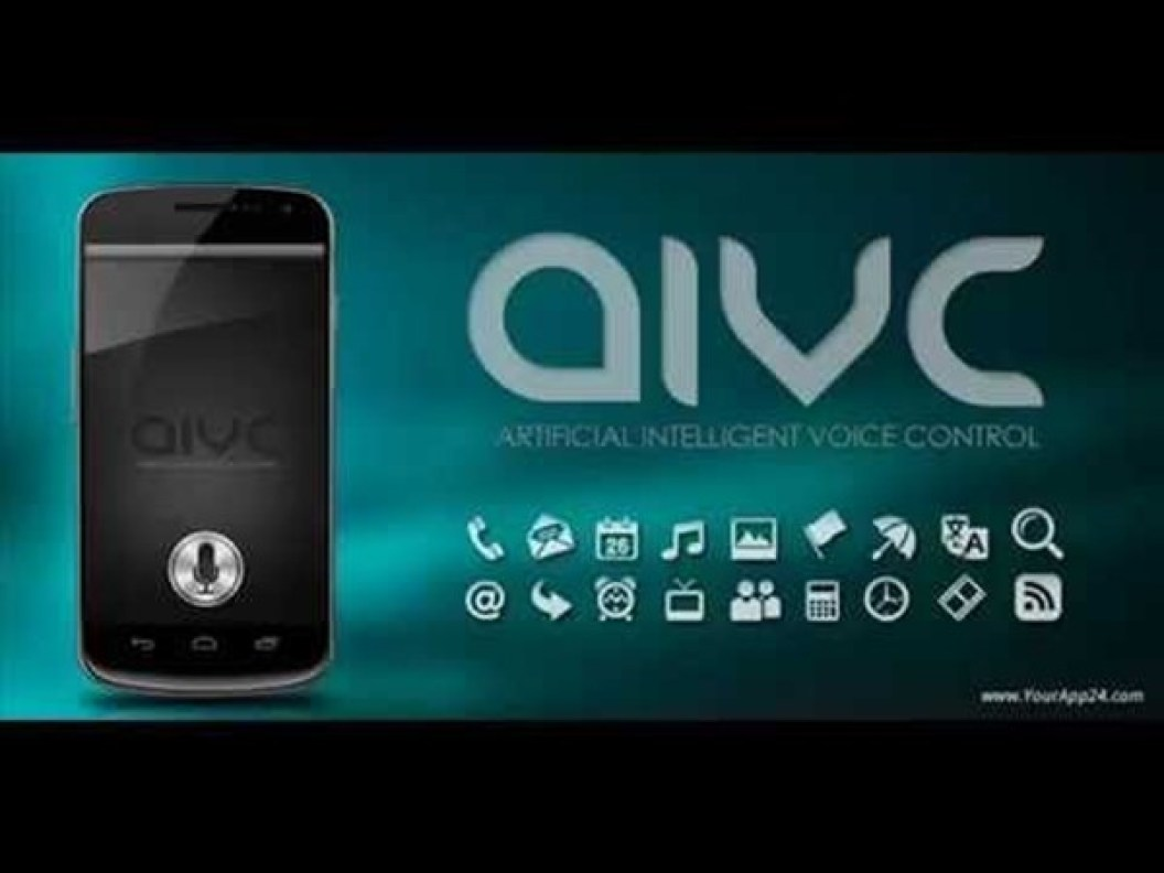 AIVC personal assistant apps