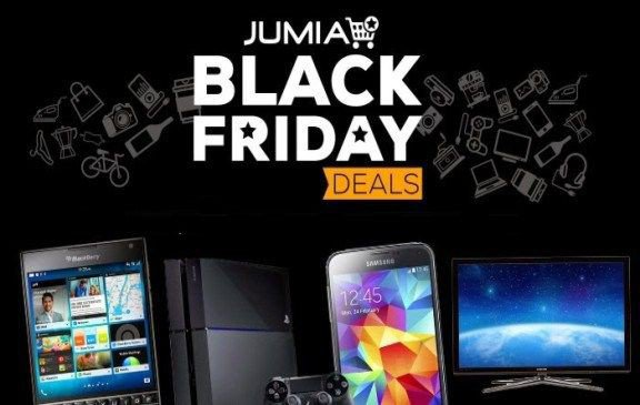 Jumia Black Friday Online shopping festival