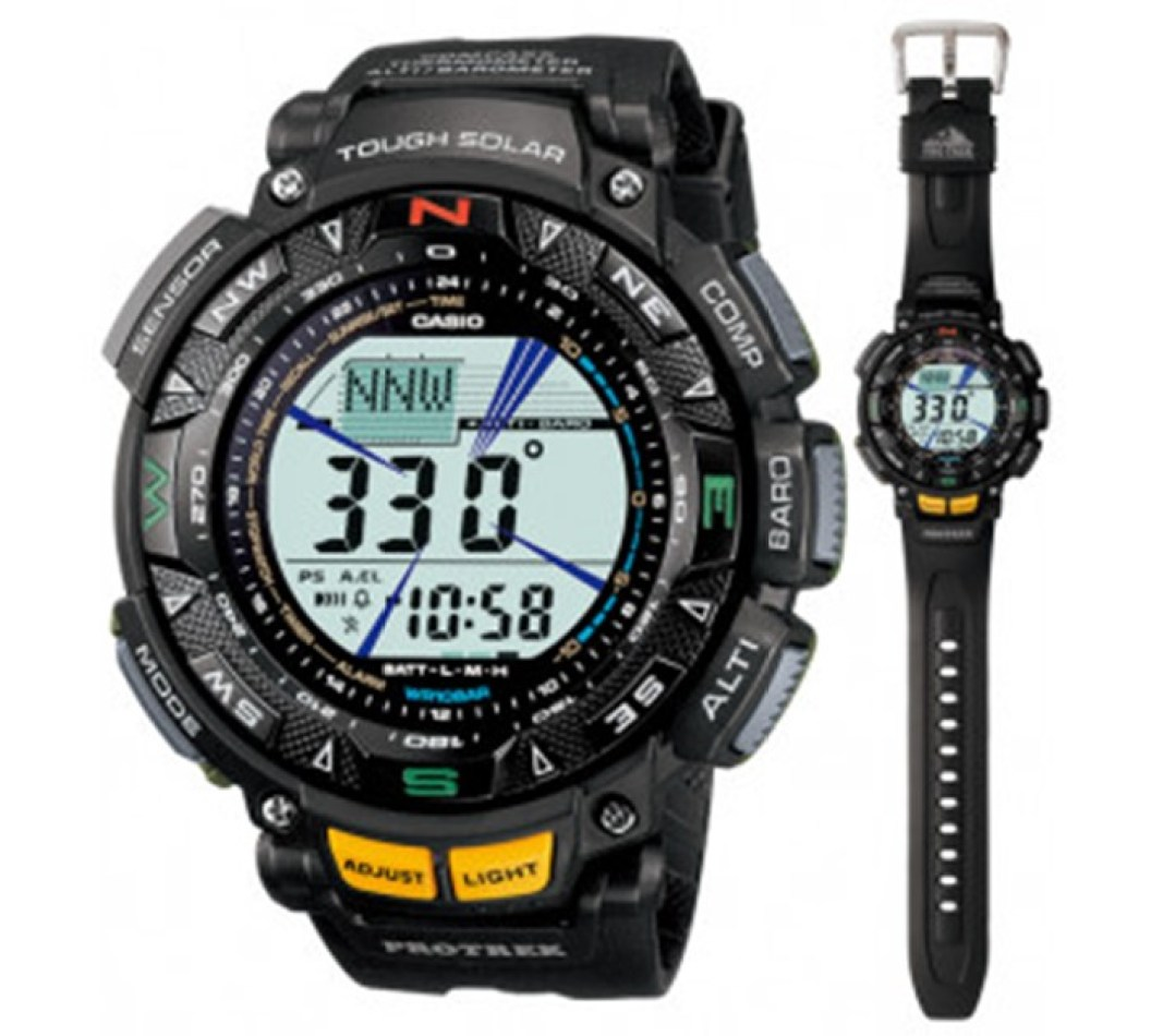 Casio Protek SmartWatch