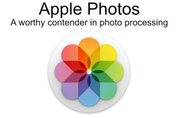 Apple Photos Editing Apps for Photography