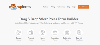 WPForms Best Form Builder For WordPress