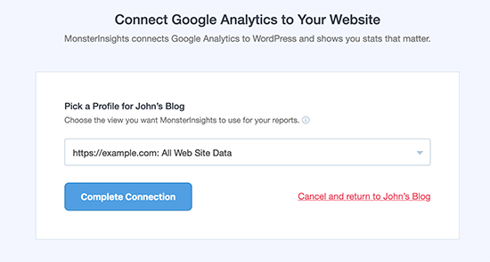 Google Analytics Plugin for WordPress