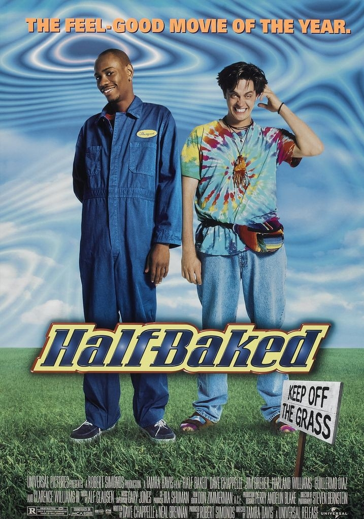 Half Baked (1998) | 90's Comedy movies