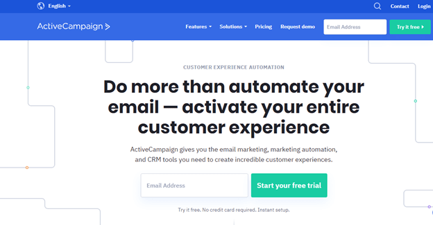 ActiveCampaign Email Marketing For eCommerce