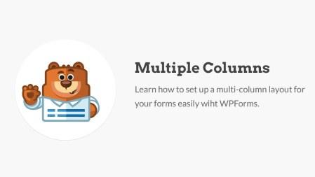 create Multi-Step Form with Wpform