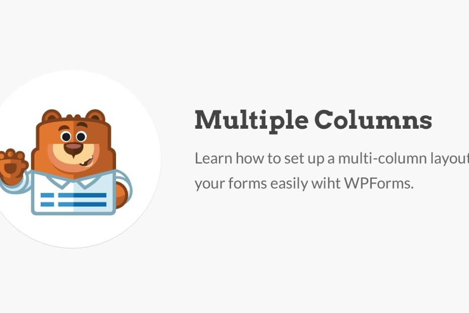 create Multi-Step Form with Wpform