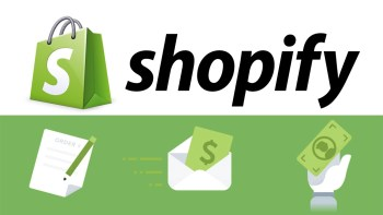 Dropshipping through shopify