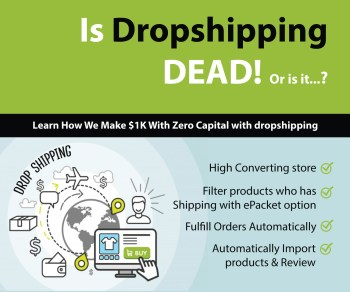 Is Dropshipping Dead or still profitable than affiliate marketing