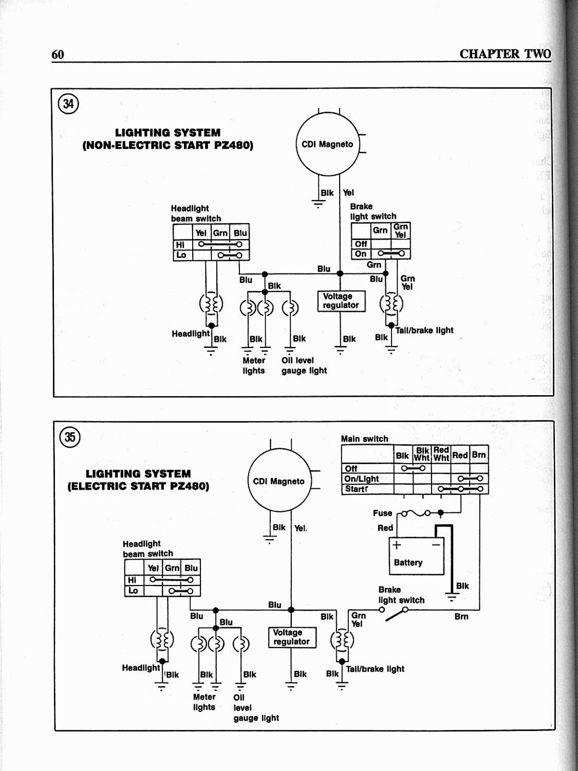 Free Yamaha Atv Wiring Diagram