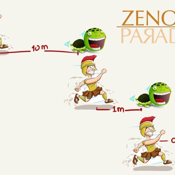 Permodelan Matematika - Zeno Paradox 20