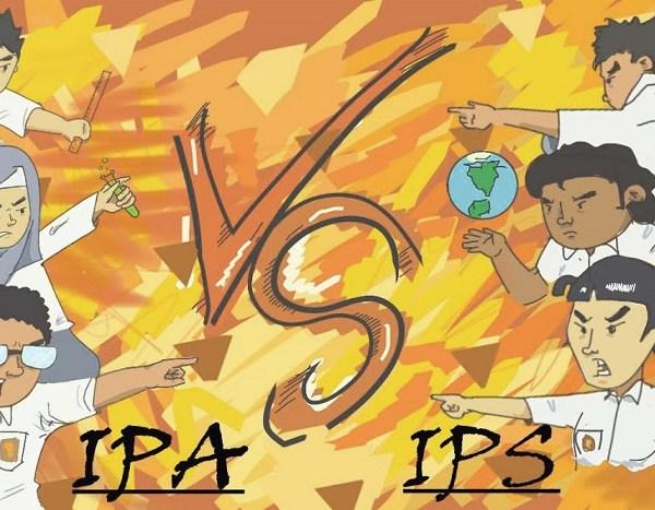 Jurusan IPA VS Jurusan IPS 2