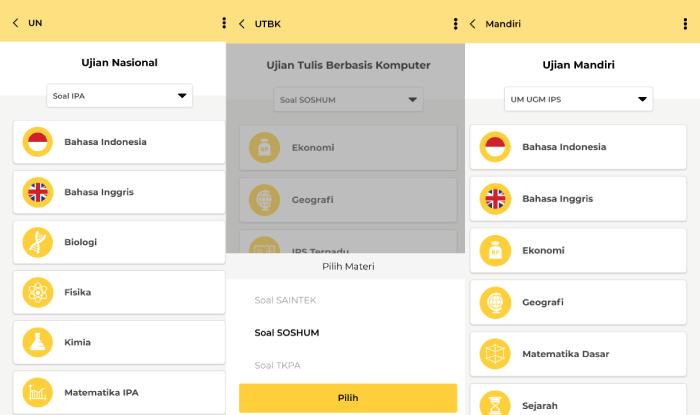 Zenius App: Aplikasi Belajar Online yang Lengkap, Praktis, dan Terjangkau 41