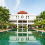 Gedung Rektorat Institut Teknologi Sepuluh Nopember (ITS)