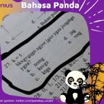 Bahasa Panda UTBK